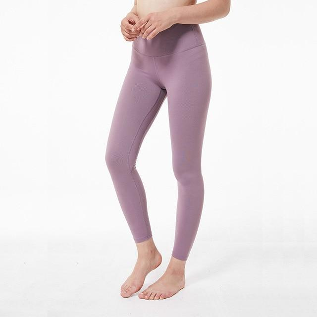 Sandie Cheeks Leggings Lotus Root Starch / XL Naked High Waist Leggings