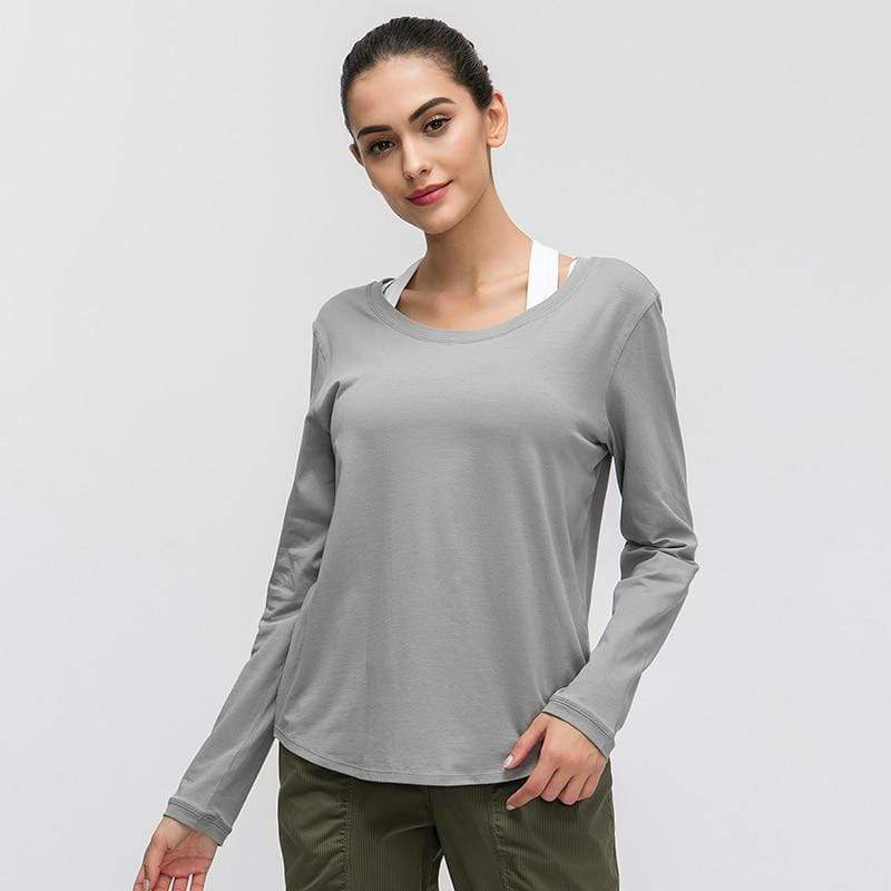 Sandie Cheeks Shirt Loose Fit Long Sleeve