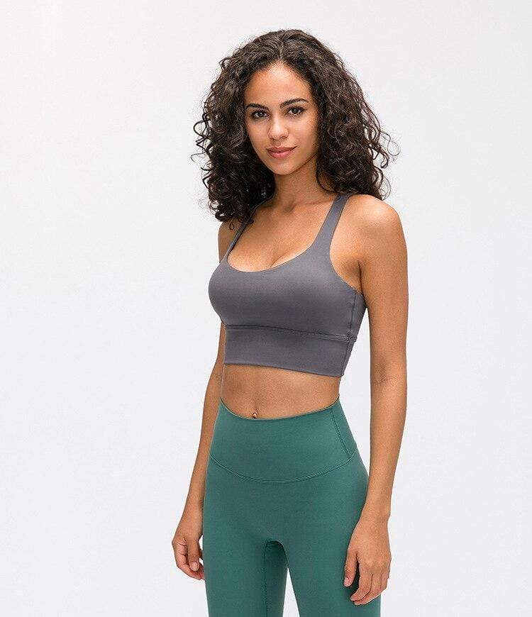 SC Apparel  Sports Bra Naked Halo Sports Bra