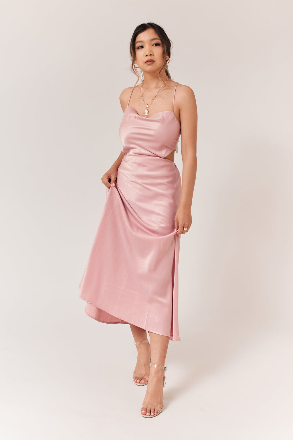 Wedding Date Slip Dress