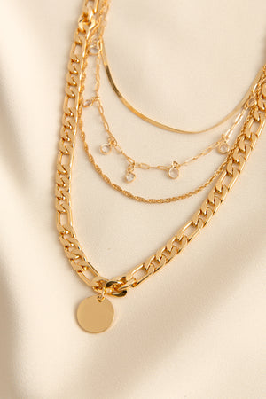 Zoe Chain Necklace