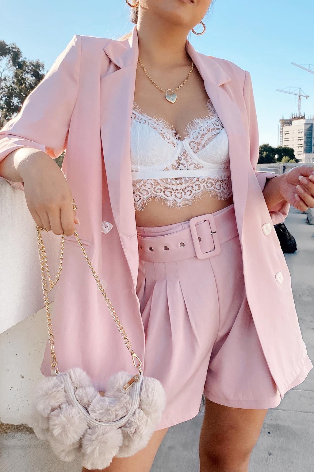 Pretty in Pink Jacket
