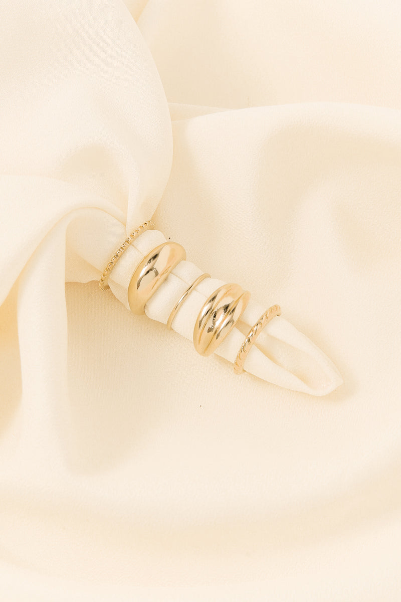 Harper Ring Set