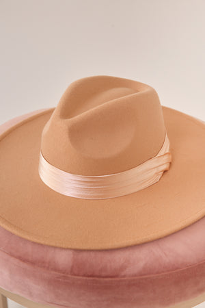 Sadie Hat - Tan