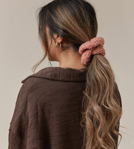 Teddy Scrunchie Set