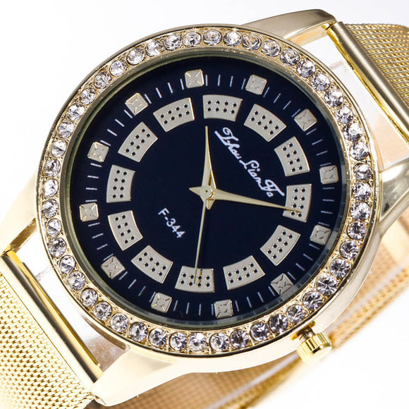 Women's Watch Diamond Stainless Steel, Only 50 Left!