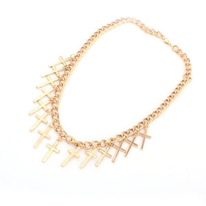Women's Necklace Cross Fashion