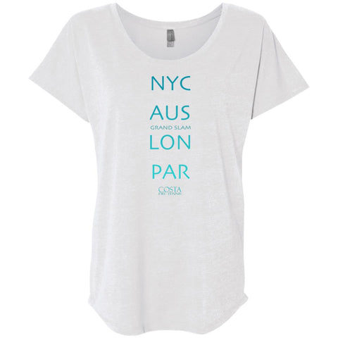 Grand Slam Ladies' Off-Court Tennis Tee