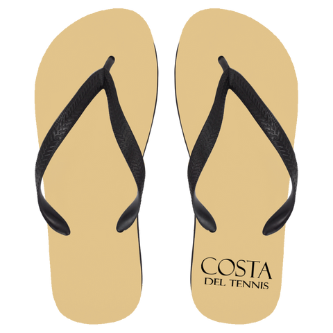 Costa del Tennis Flip Flops - Large
