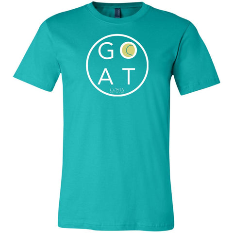 GOAT Basic Short-Sleeve Tennis T-Shirt