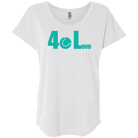 40 Love Ladies' Off-Court Tennis Tee