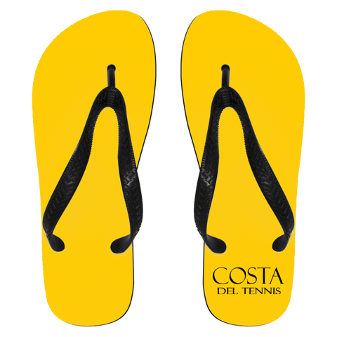 Costa del Tennis Flip Flops - Small
