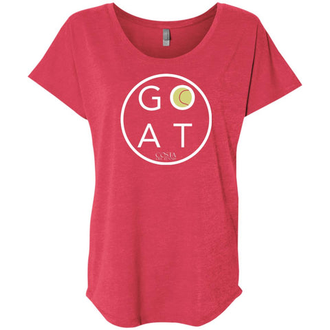 GOAT Ladies' Off-Court Tennis Tee