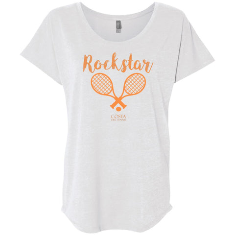 Rockstar Ladies' Off-Court Tennis Tee