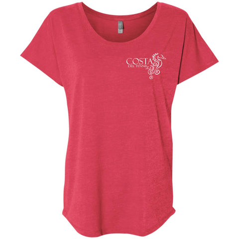 Costa del Tennis Ladies' Off-Court Tennis Tee