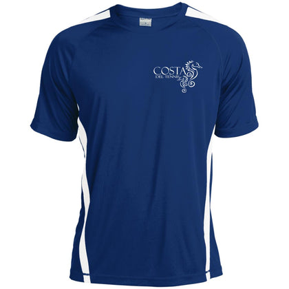 Costa del Tennis Sport-Tek Short Sleeve Tennis T-Shirt