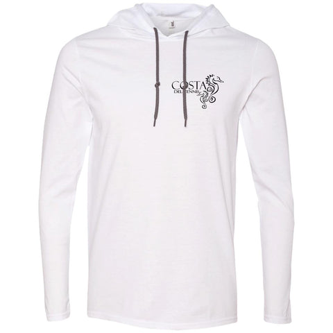 Costa del Tennis Mens Summer Tennis Hoodie