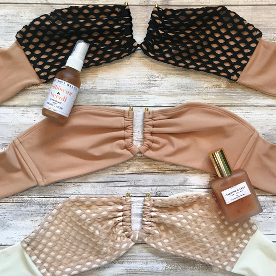 Nude Compass Top
