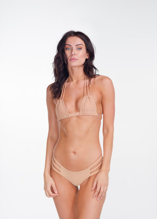Nude Trident Top
