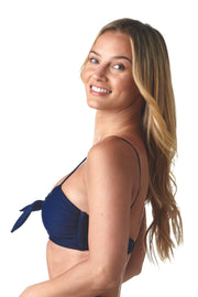 Navy Sunrise Top