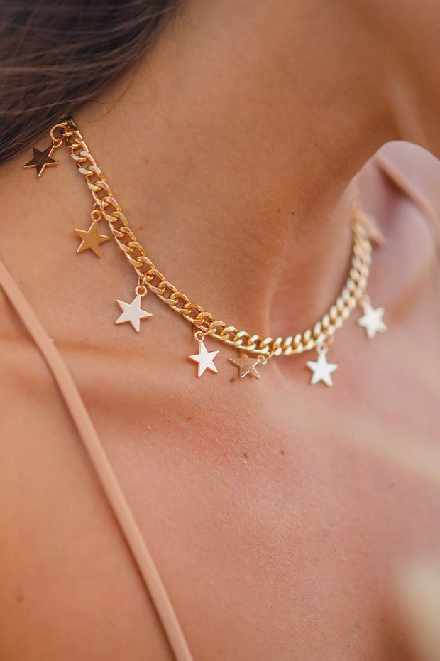 All the Stars Necklace