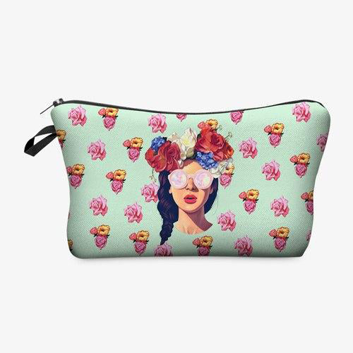 Cosmetic Case - Summer Vibes