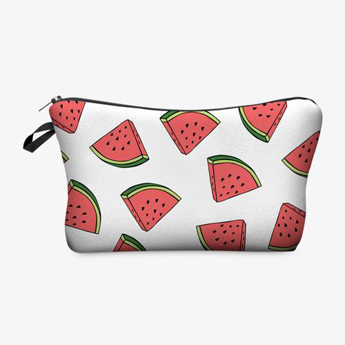 Cosmetic Case - Watermelon