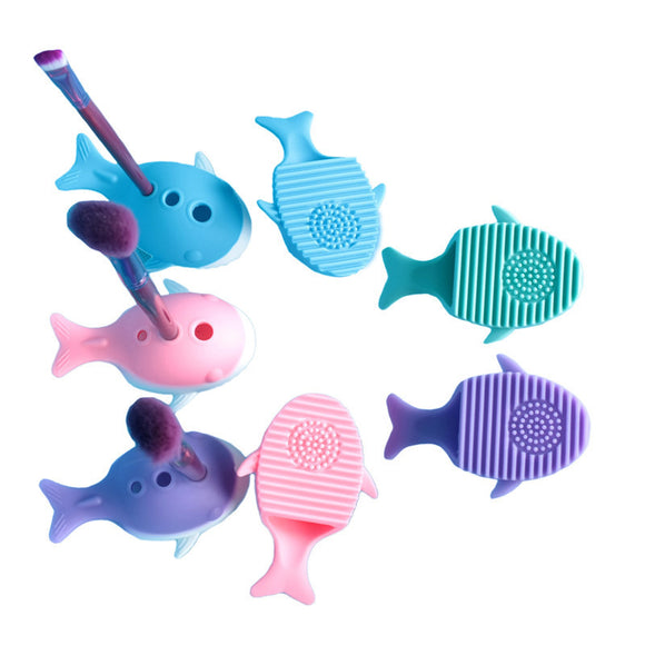 Fish Brush Cleaner