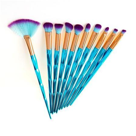 Premium Set - Atlantis Diamonds - 10 Brushes