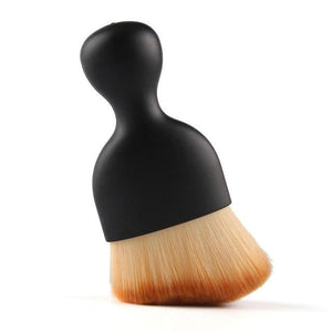S Shape - Single Brush