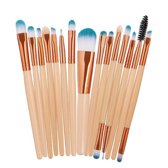 Professional Set - Premium Bronze Blue