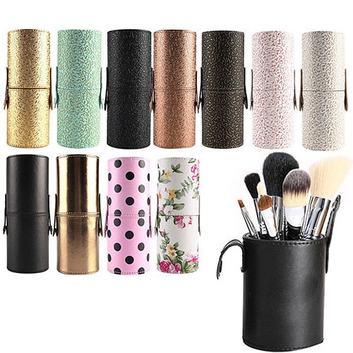 Ultimate Makeup Brush Holder/Case