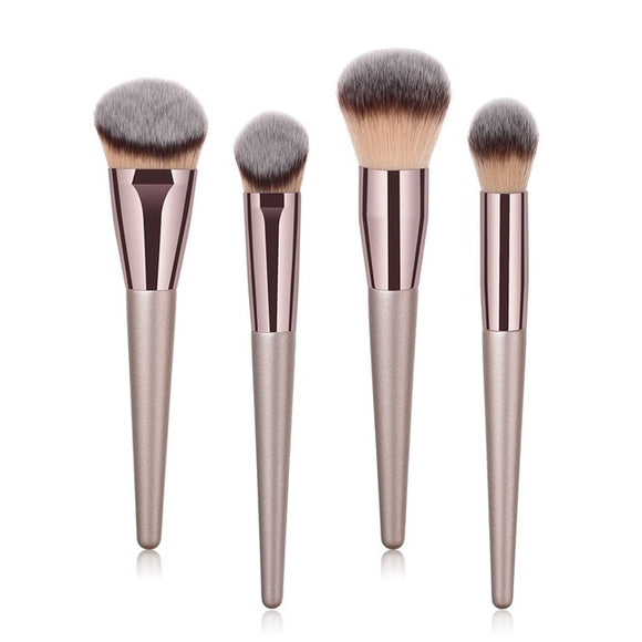 Sahara - 4 brushes Professional Sets