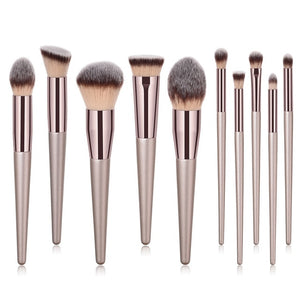 Sahara - 10 brushes Deluxe Set