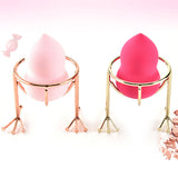 Beauty Sponge Stand - Deluxe Rose Gold / Gold