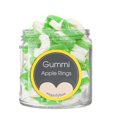 GUMMI APPLE RINGS