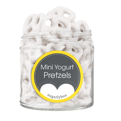 MINI YOGURT PRETZELS