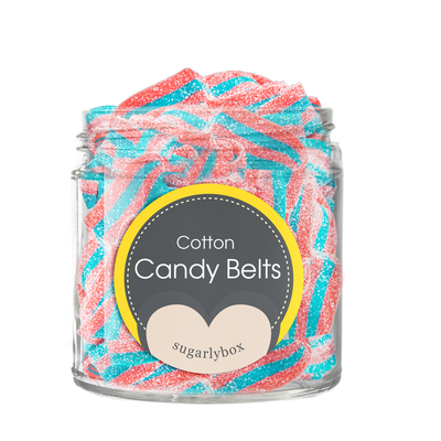 COTTON CANDY BELTS