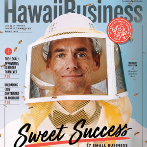 Hawaii Rainbow Bees Named SBA Exporter of the Year 2018