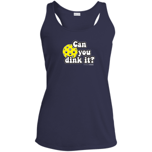 LST356 Sport-Tek Ladies Racerback Moisture Wicking Tank