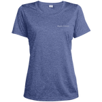 LST360 Sport-Tek Ladies' Heather Dri-Fit Moisture-Wicking T-Shirt