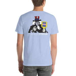 Short-Sleeve Unisex T-Shirt: Uncle Sam PickleSTRONG™