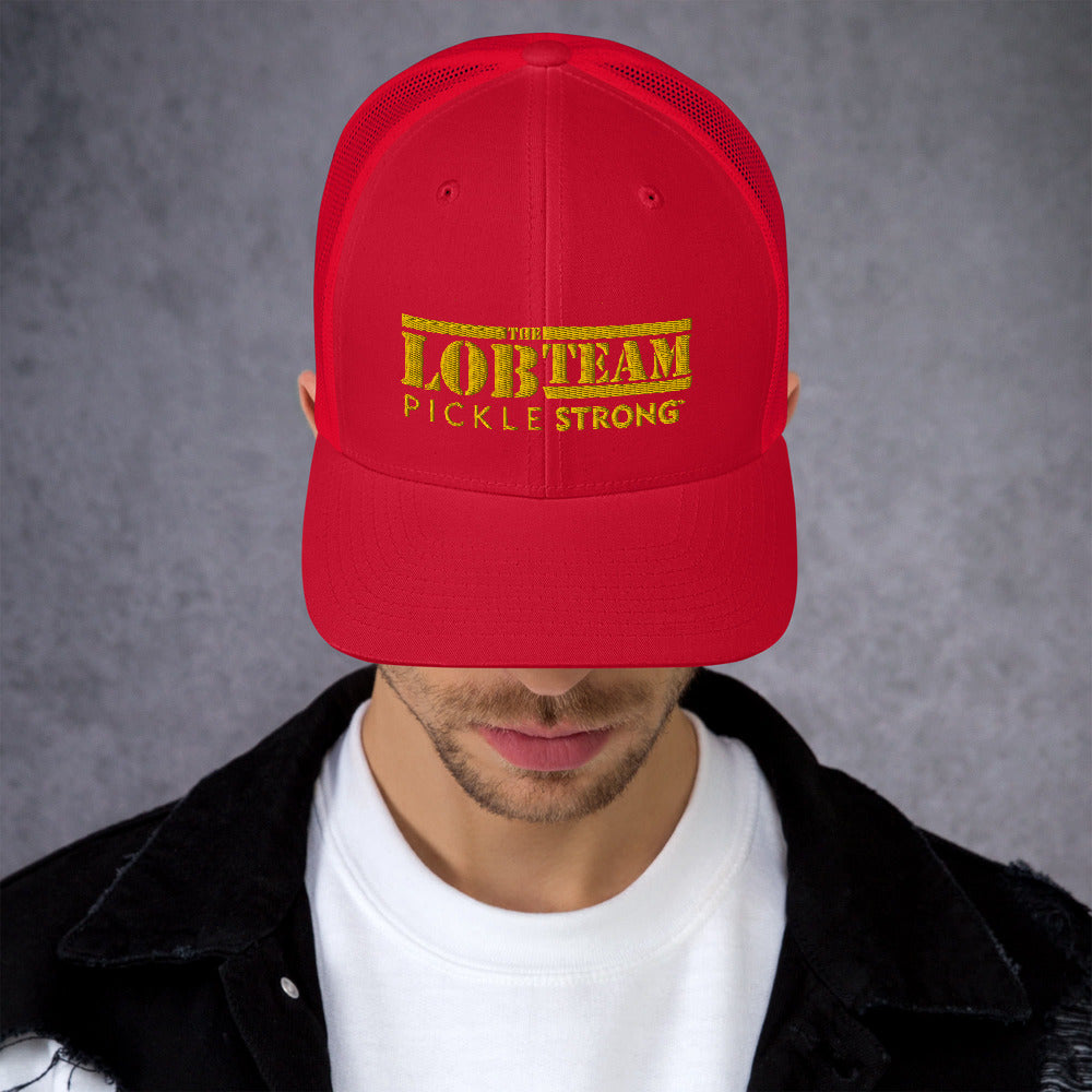 Trucker Cap: THE LOB TEAM