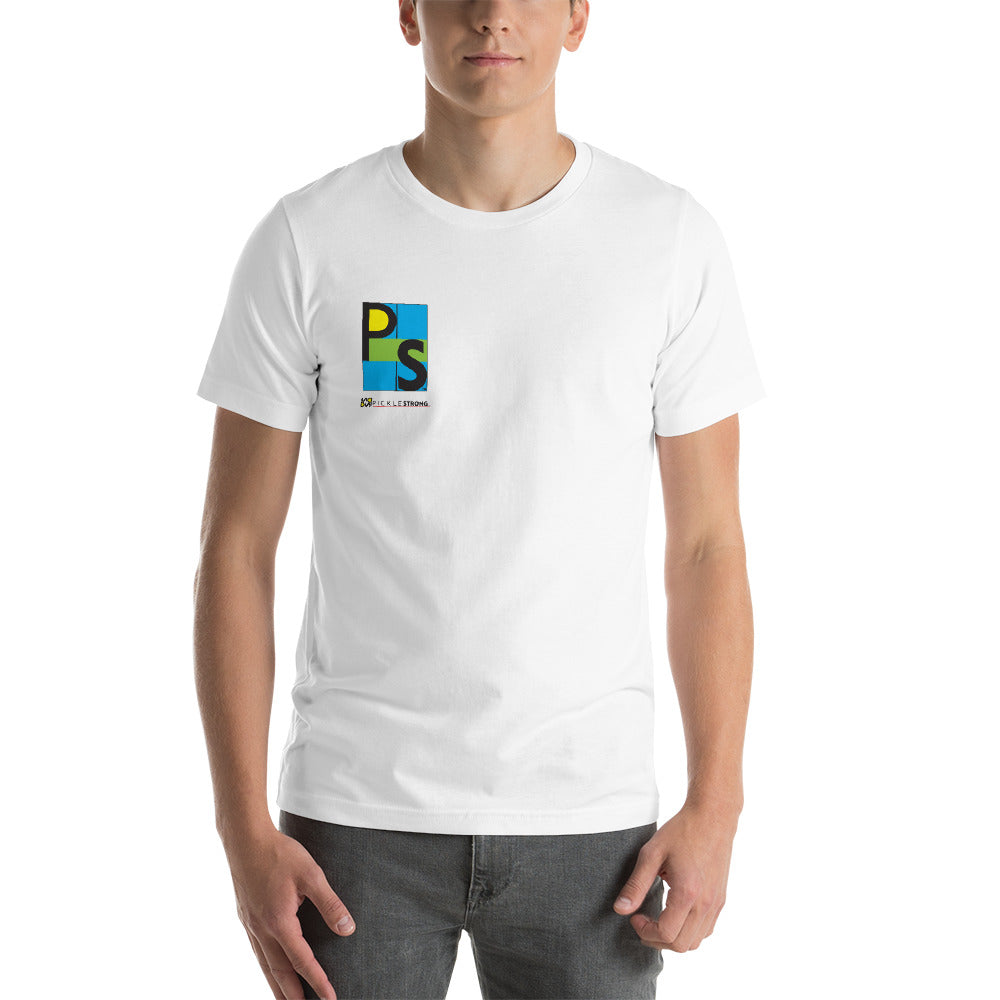Short-Sleeve Unisex T-Shirt: Picklestrong PS