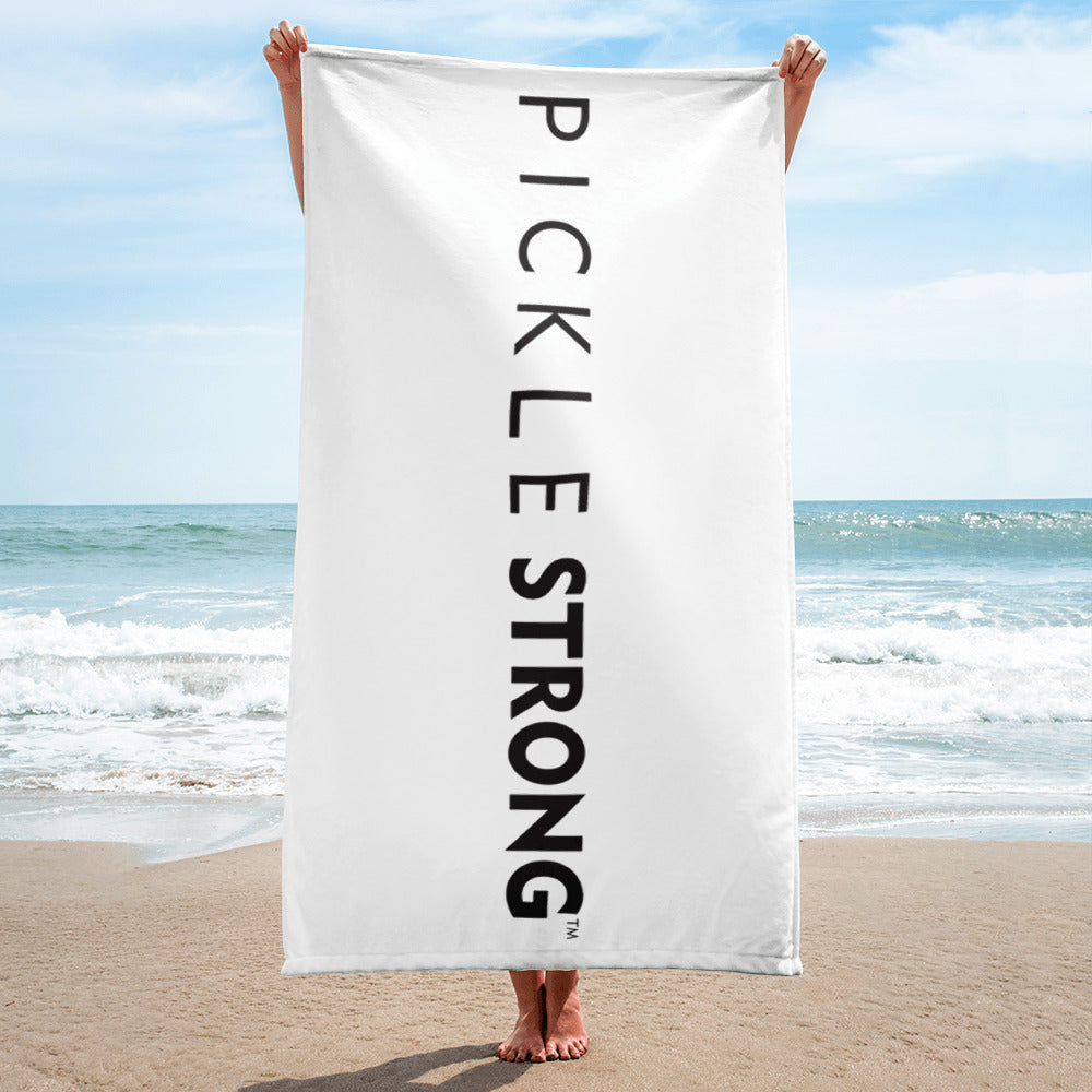 Towel: PICKLESTRONG™