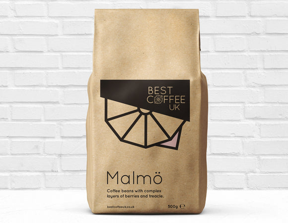 Malmo Whole bean Coffee Best Coffee UK