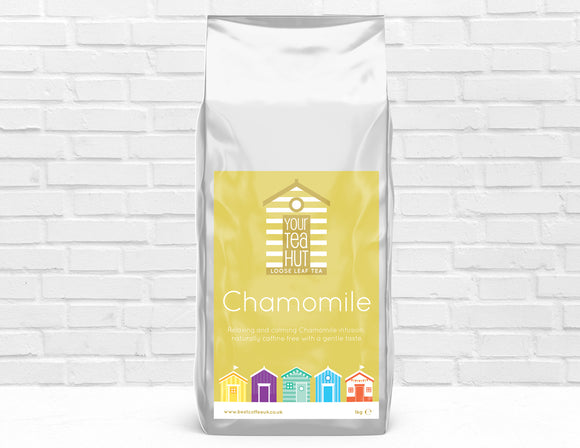 Your Tea Hut Loose Leaf Chamomile Tea Best Coffee UK