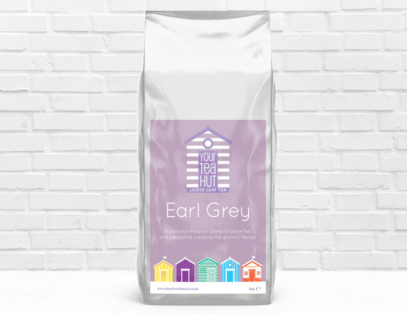 Your Tea Hut Earl Grey Loose Leaf Tea Best Coffee UK