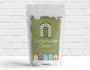 Your Tea Hut Gunpowder Green Loose Leaf Tea Best Coffee UK