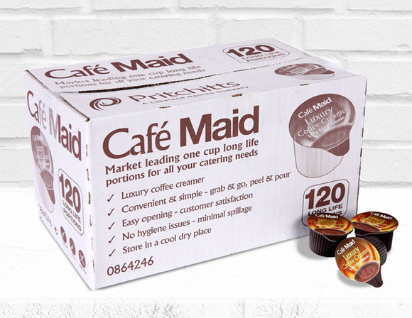 Cafe Maid Coffee Cream Best Coffee UK